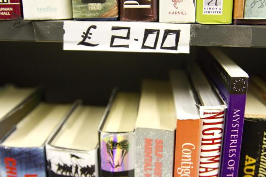 Book Sales in Libraries